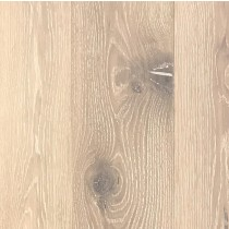 LIVIGNA ENGINEERED WOOD FLOORING OAK RUSTIC BRUSHED WHITE MATT LACQUERED  190x1900mm