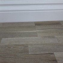 LTISII Oak White Brushed Oiled Click System 3-strip