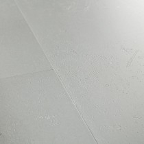 QUICK STEP VINYL WATERPROOF AMBIENT CLICK COLLECTION MINIMAL LIGHT GREY