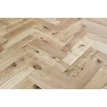 V4 Engineered Oak Oiled Natural Hardwax Parquet