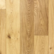 MAXI ENGINEERED WOOD FLOORING OAK BRUSHED RUSTIC GUNSTOCK LACQUERED  190x1900MM