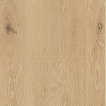 PARADOR ENGINEERED WOOD FLOORING ECO BALANCE  WIDE-PLANK OAK BRUSHED WHITE MATT LACQURED 2200X185MM
