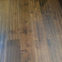 Y2 ENGINEERED WOOD FLOORING RUSTIC COFFEE HANDSCRAPPED OILED OAK 190x1900mm