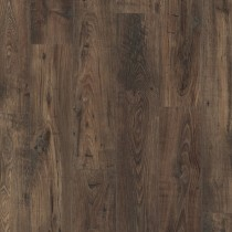 QUICK STEP LAMINATE ENGINEERED PERSPECTIVE WIDE  COLLECTION RECLAIMED CHESTNUT BROWN