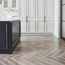 ECO HARDWOOD EUROPEAN PREMIUM CHEVRON ENGINEERED FLOORING ECOHARDWOOD COLOURS WATERFALL BRUSHED RUSTIC OAK OILED 180MM