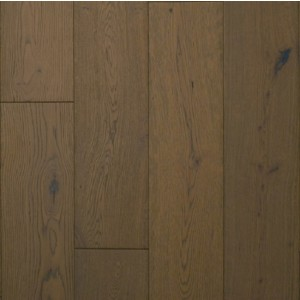 ACUTA KANSAS Oak Flooring Truffle Brushed & Matt Lacquered