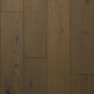PRERII CHARLOTTE Oak Flooring Truffle Brushed & Matt Lacquered