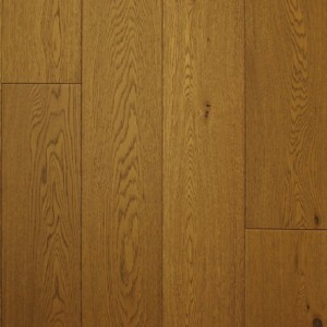 PRERII ATARFE Oak Flooring Golden Brushed & Matt Lacquered