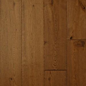 PRERII BUBION Oak Flooring Antique Brushed & Oiled