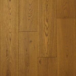 ACUTA LOUISIANA Oak Flooring Golden Brushed & Matt Lacquered