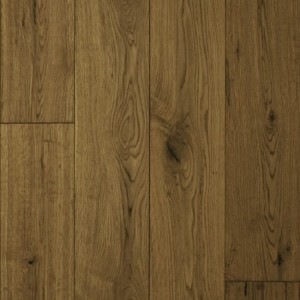 ACUTA CARIBOU Oak Flooring Smoked Brushed & Matt Lacquered