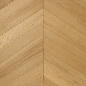 SALICINA ATLANTA  Oak Chevron Unfinished AB Grade