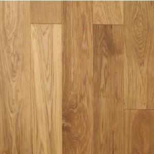 BELLA CUSSETA Oak Flooring Brushed & Matt Lacquered