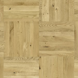 CLAUCA ZIBO Oak Patterned Tiles Pure Brushed & Oiled