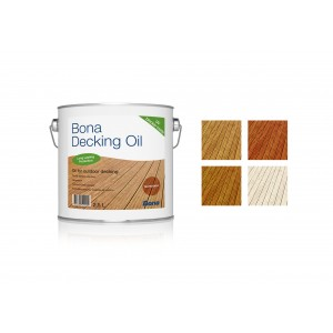 Bona Decking Oil White 2,5L