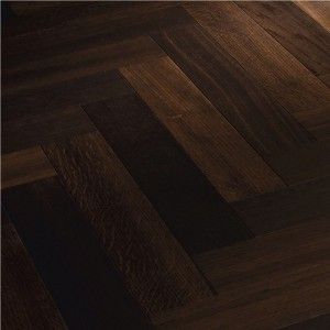 Meister Premium  PS400 Herringbone German Engineered Flooring Longlife Brushed Smoked Oak Lively   803