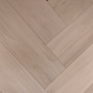 YNDE-PARQUET HERRINGBONE ENGINEERED WOOD CLASSIC OAK UNFINISHED FLOORING 150X600MM