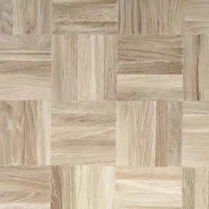 LIVIGNA HERRINGBONE SOLID WOOD MOSAICS FLOORING OAK RUSTIC UNFINISHED 480x480MM