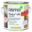 Osmo Polyx Hardwax Oil 2.5L, Satin