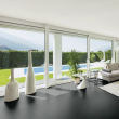 LUVANTO CLICK LVT LUXURY DESIGN FLOORING BLACK SPARKLE 4MM