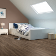 QUICK STEP VINYL WATERPROOF BALANCE CLICK COLLECTION COTTAGE OAK DARK BROWN FLOORING 4.5mm