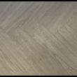 NATURAL SOLUTIONS CHATEAU HERRINGBONE WALES OAK LAMINATE WOOD FLOORING 8mm