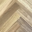 LIVIGNA HERRINGBONE ENGINEERED WOOD FLOORING OILED RUSTIC OAK 70X350MM