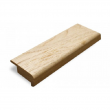 REAL SOLID WOOD PROFILE LIP OVER STAIR NOSING