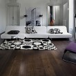 KAHRS Nouveau Collection Oak BLACK Matt Lacquer Swedish Engineered  Flooring 187mm - CALL FOR PRICE