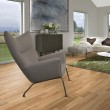 KAHRS Activity Floor  Oak  Satin  Lacquer  Swedish Engineered  Flooring 200mm - CALL FOR PRICE