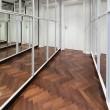 KAHRS Studio Collection Herringbone Swedish Engineered Wood Flooring Walnut  AB Oiled 70mm  - CALL FOR PRICE