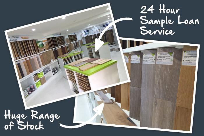 Trendy Flooring Showroom