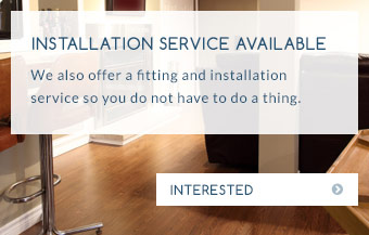 Installation Service Available